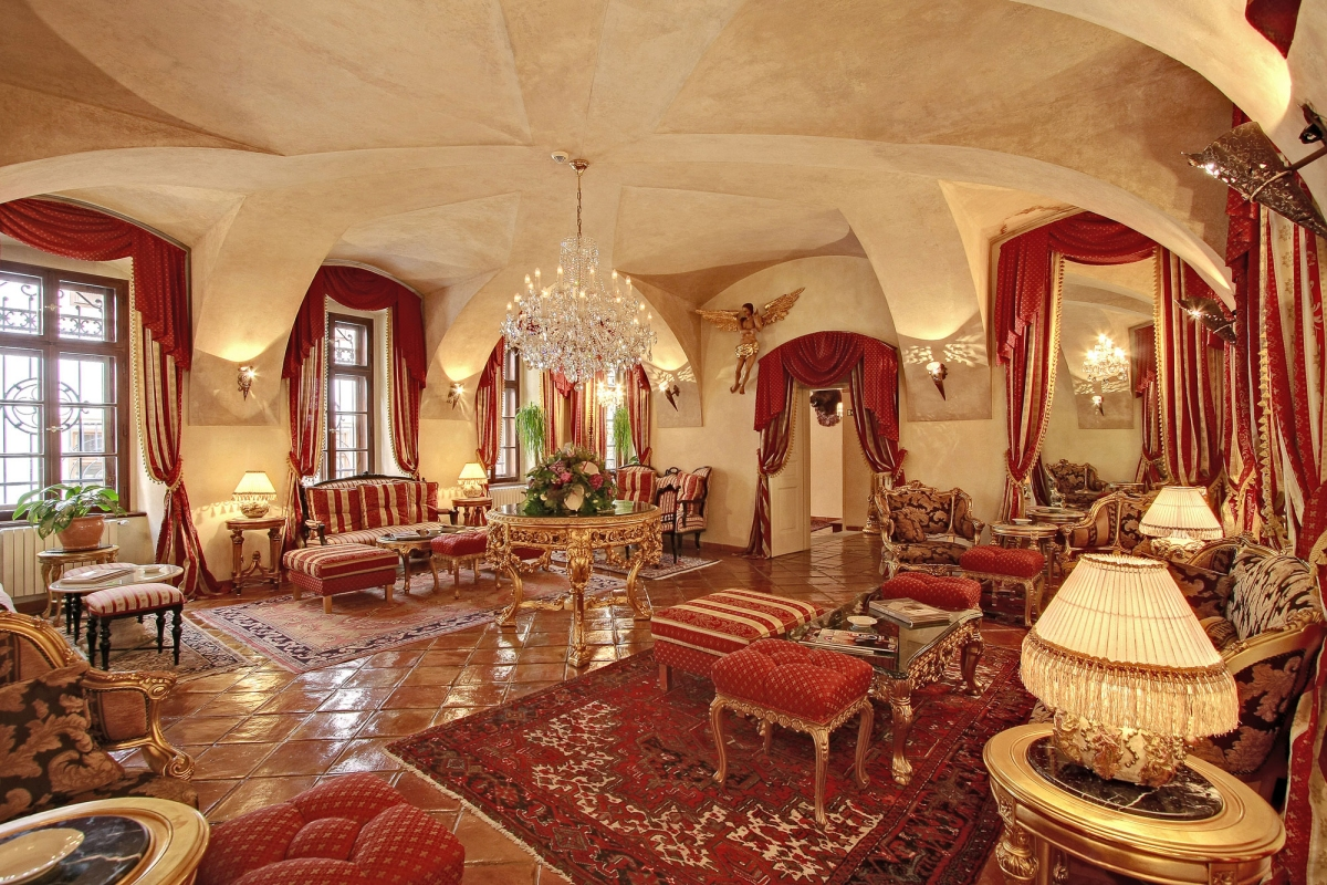 187 Alchymist Grand Hotel Amp Spa Prague